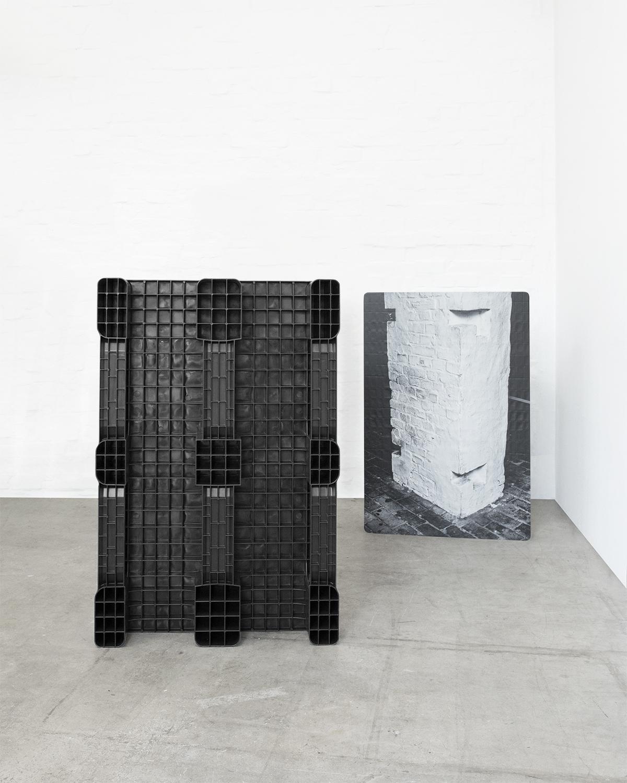 Clara Bahlsen, Palette/Pfeiler